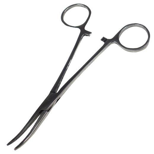 KODEX FORCEPS CURVED 20cm